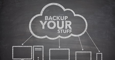 Importance of Backing up Your Data